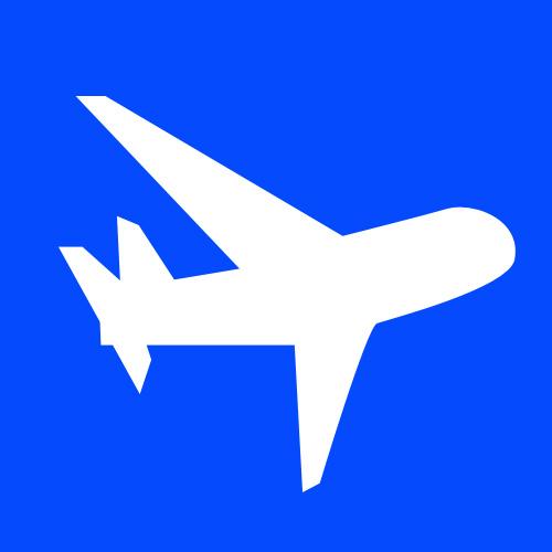 Flughafen Girona in Spanien